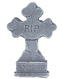 15-inch Cross Tombstone