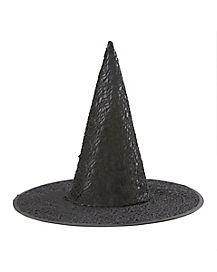 Black Gothic Witch Hat
