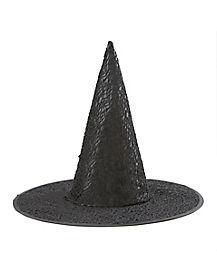 Gothic Witch Black Hat