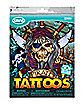 Pirate Temporary Tattoos