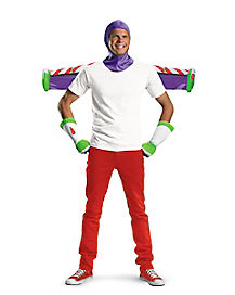 Toy Story Buzz Lightyear Adult Costume Kit