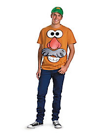 Mr and Mrs Potato Head Costume Kit - Toy Story
