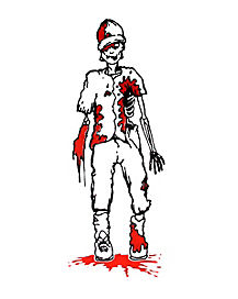 Zombie Son Car Decal