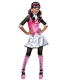 Kids Clawdeen Wolf Costume - Monster High - Spirithalloween.com