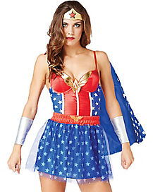 Wonder Woman Costume Kit - DC Comics