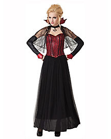 Adult Love Bite Vampire Costume