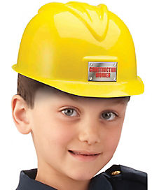 Child's Construction Hat