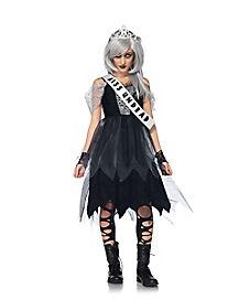Zombie Prom Queen Tween Costume