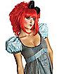 Red Cutie Doll Wig