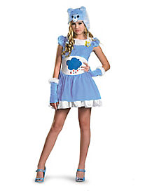 Tween Grumpy Bear Costume - Care Bears