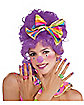 Circus Sweetie Press On Nails