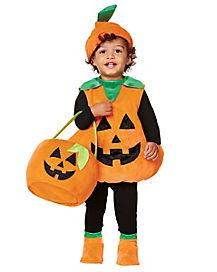 Li'l Pumpkin Baby Costume