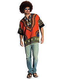 Hippie Adult Mens Costume