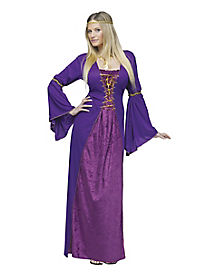 Adult Miss Medieval Costume