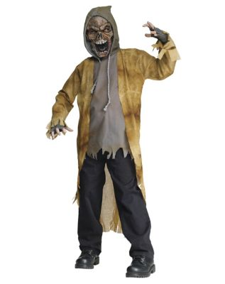 Zombie chimp kids costume