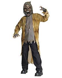 Kids Street Zombie Costume