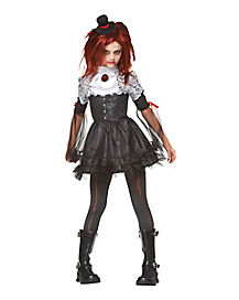 Kids Edgy Vamp Costume