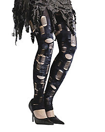 Zombie Tattered Tights