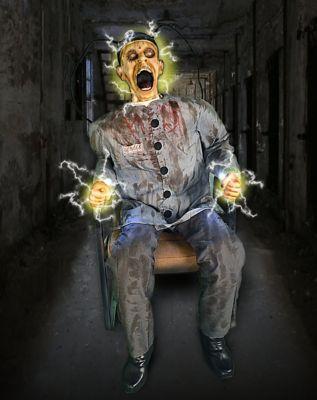 Electrocuted Prisoner Decoration