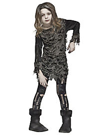 Kids Living Dead Zombie Costume