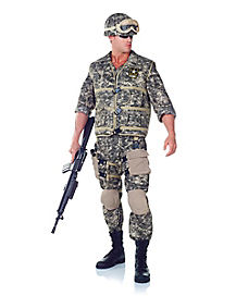 US Army Ranger Adult Mens Costume
