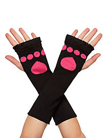 Pretty Kitty Gloves