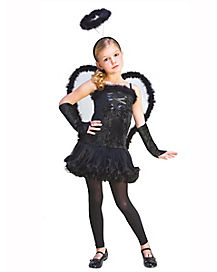Fallen Angel Girls Costume
