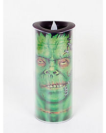 8 inch Monster Pillar Candle