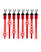 Blood Drip Light String