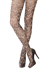 Animal Skin Tights