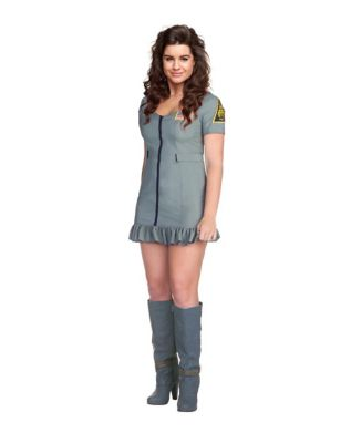 Flight Wing Girl Adult Womens Plus Size Costume