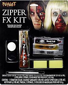 Zipper FX Character Kit