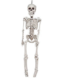 3 ft Plastic Skeleton - Decorations