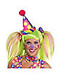 Circus Sweetie Mini Cone Hat