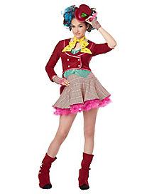 Mad Hatter Classic Tween Costume