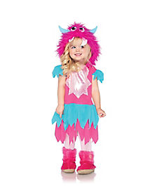 Toddler Monster Madness Costume