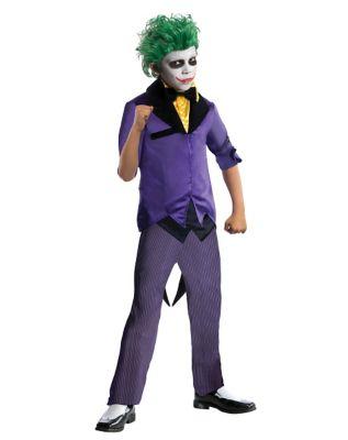 child's halloween attire