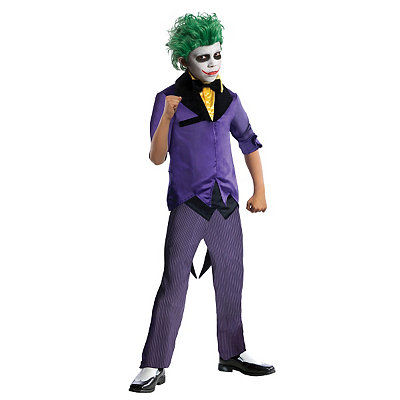 Kids Joker Costume - Batman