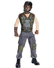 Kids Bane Costume Deluxe- Batman Dark Knight Rises