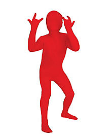 Super Skins® Red Skin Suit Child Costume