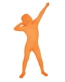 Kids Super Skins® Orange Skin Suit Costume