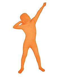 Kids Super Skins® Orange Skin Suit Costume