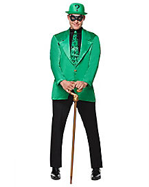 Batman Riddler Adult Mens Costume