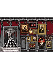 Gothic Mansion Wall Decor