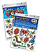 Grossout Temporary Tattoos