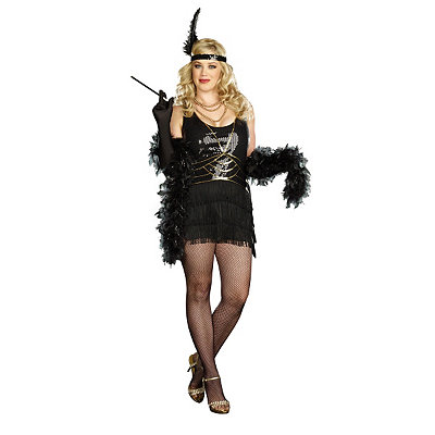 Aint Misbehavin Adult Womens Plus Size Costume