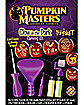Purple Glow in the Dark Pumpkin Carving Kit