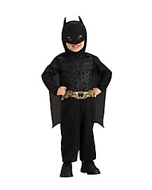 Toddler Batman Costume - Batman The Dark Knight