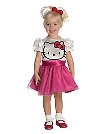 Toddler Hello Kitty Costume - Hello Kitty