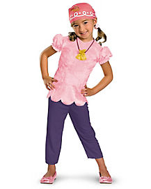Disney Jake and the Never Land Pirate Izzy Classic Child Costume